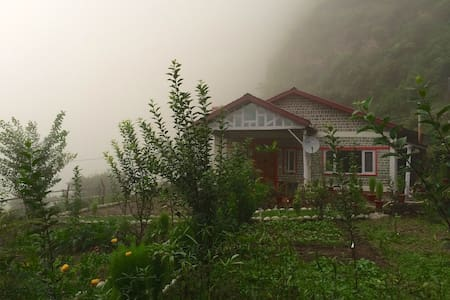 Relaxing and photogenic farm retreat with a mesmerising view of the Himalayas - 2BR Condo #25048663