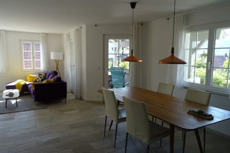 Beautiful apartment close to the Airport - Lägenhet