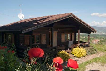Chalet con vista sull'Umbria - Graffignano - Chalet