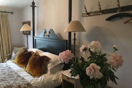 Adjacent Twin & Double Room with Private Bathroom - Bed & Breakfast