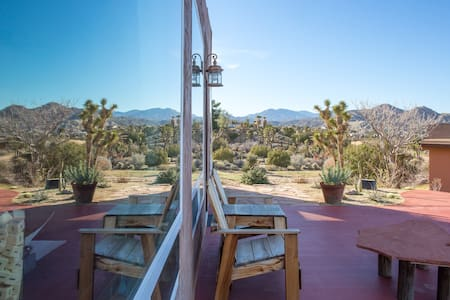 Giant Views, Peaceful Setting - Yucca Valley - Haus