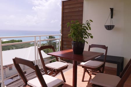 Vue Imprenable - Appartement à 2min de la plage