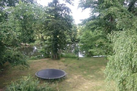 Ferienwohnung in Traumlage an der Spree bei Berlin - Erkner