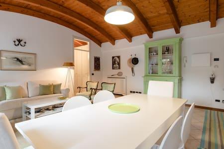 Luxury apartment with garden - Brescia - Wohnung