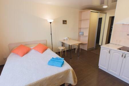 Однокомнатные апартаменты в центре города! - Tomsk - Apartament