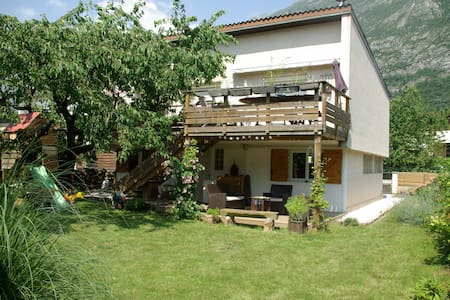 Maison à proximité de Grenoble - Haus