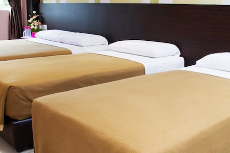 Family Deluxe Room Remember Hotel (Bukit Gambir) - Andere