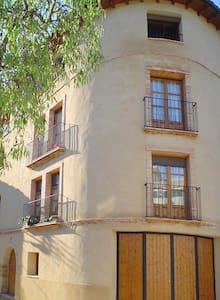 "Apartamento ""Lo Portal"". Casa Plana - Colungo"