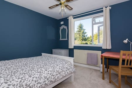 Spacious Beautiful Double Room incl. breakfast - Coventry