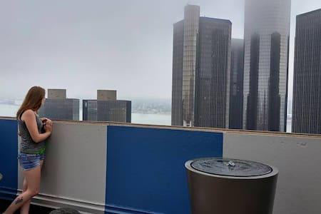 Renaissance City Lofts Detroit - Detroit - Apartment