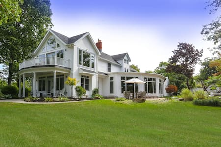 Luxury Lakefront Home - Lake View