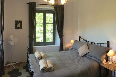 Double room in historic Tuscan house with pool! - Cerignano - House