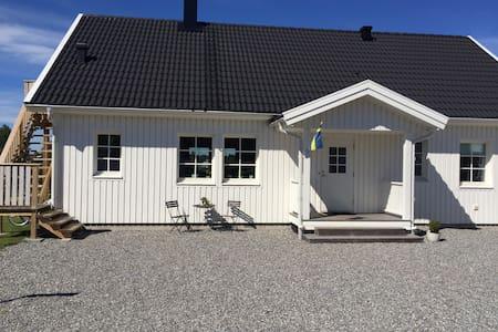 Eget hus 1 km från världsarvet - Casa