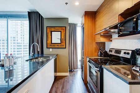 Luxurious apt. & Exceptional Geographic Location - Montréal - Apartment