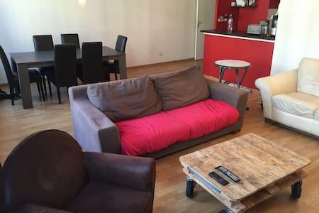 80m2 Hyper Centre de Lille - Lille - Apartment