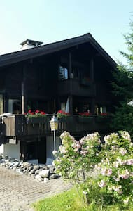 GSTAAD entire chalet city centre - Saanen - Haus