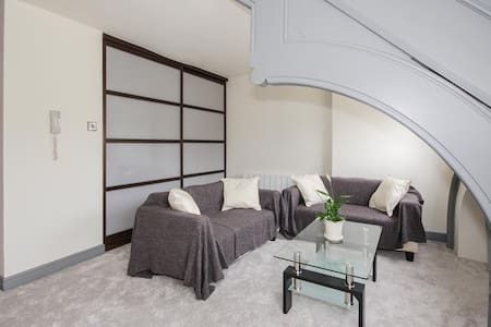 Stunning 1-bed apartment with parking - Apartamento
