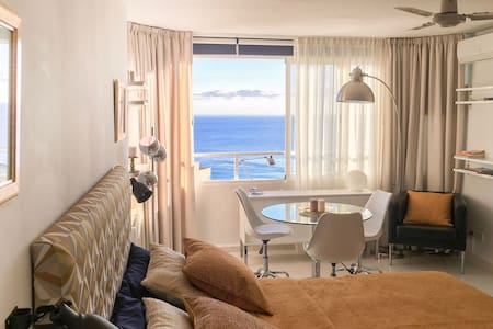 Modern studio apartment with sea view - Palma - Pis