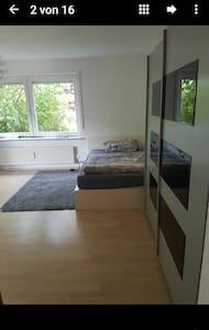 Großzügige 1 Zimmer Wohnung zur Miete - Filderstadt - Wohnung