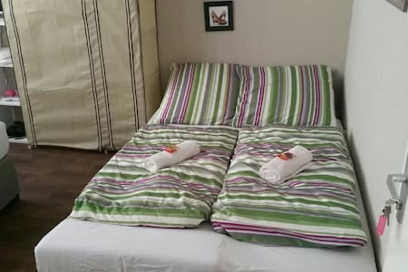 1-2 person guestroom Stuttgart - Apartment