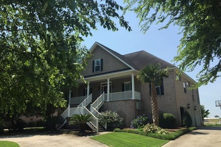 Masters17' Rental, Riverfront, 6mi to course!Hurry - Maison