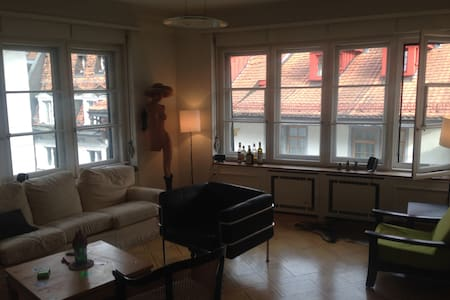 Charming Room in shared apartment - Sankt Gallen