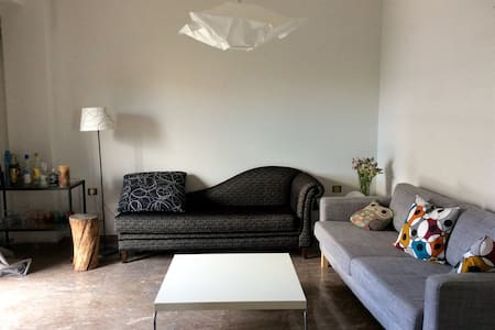 Spacious apartment, close to Athens - Moschato - Appartement