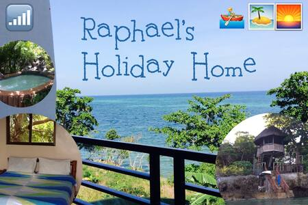Raphael's Tree Hut, holiday home - House