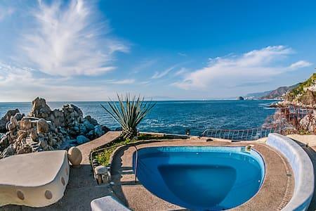 Villa Mia 11 Bedrooms: 107455 - Boca de Tomatlan - Villa