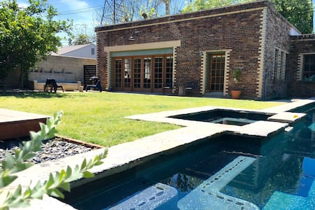 Hip Glassell Park Guest House - Los Angeles - Haus