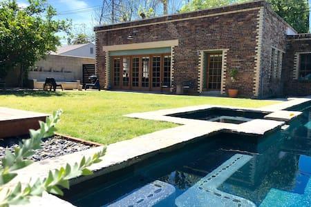 Hip Glassell Park Guest House - Los Angeles - Maison