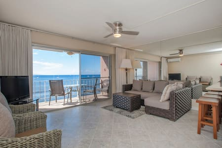 Oceanfront Lahaina! Your Paradise.. - Wohnung