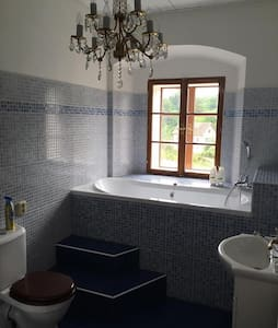 Romantic room in the center of Úštěk - Haus