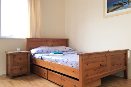 Best Double Room ✈️ Near Airport! - Dublin - Condominium