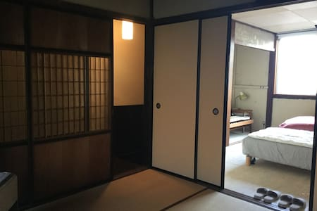 A Small entire house like Ozu movies - Haus