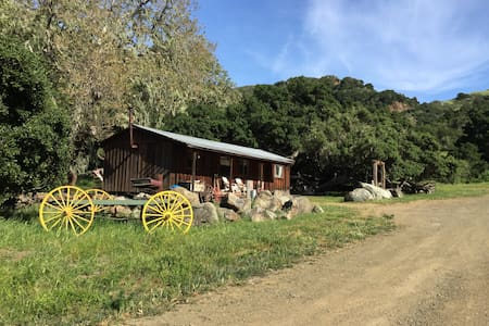 Country Cabin near Los Osos - Los Osos