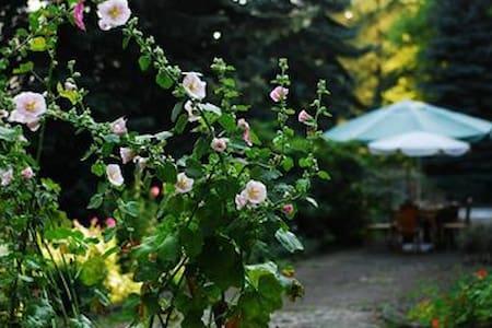 "Willa ""Leśny Ogród"", pokój dla 3 osób - Vila"
