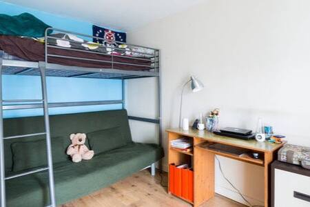 Shared Room in good Location - Apartment