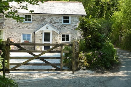 RYLANDS COUNTRY COTTAGE CORNWALL - Rumah