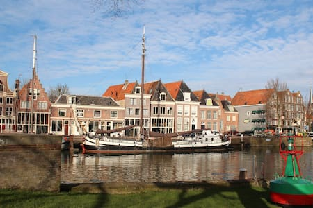 Boot B&B in hartje historisch Hoorn - Vene