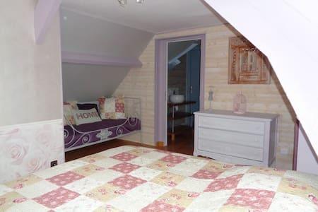 entiérement neuf avec terrasse - Friville-Escarbotin - Wohnung
