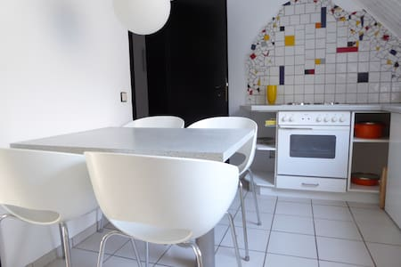 Grüne Oase im Ruhrgebiet - Marl - Apartment