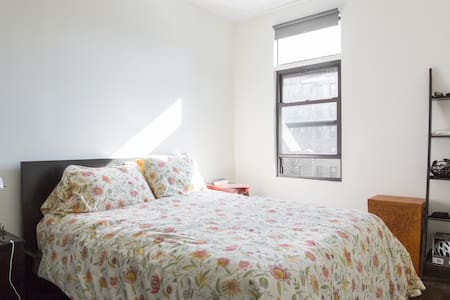 Brooklyn 1 BR by Metro Train/Museum - Brooklyn - Apartment