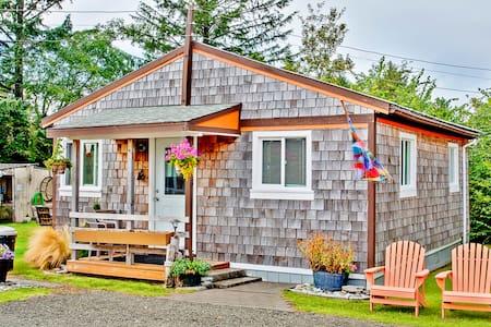 Ocean Spray Cottage #6 - Grayland - Cabane
