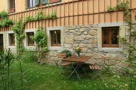 Ruhige Ferienwohnung mit Charme in DresdenPillnitz - Dresden