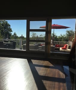 Cozy private room in spacious house - Malden - Hus
