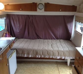 Private rural caravan - Ruby Bay - Annat