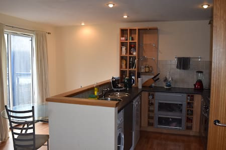 Cosy flat15'walk to town/Bus stop on your doorstep - Manchester - Apartamento