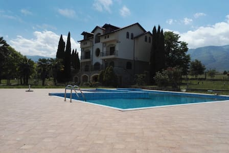 Private Villa 18 people 8 bedrooms 2 kitch 4baths - Лептокария