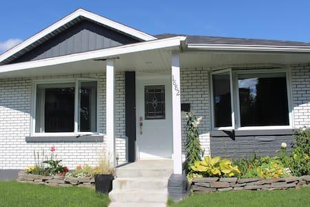 Maison près de tous les services - Shawinigan - Huis